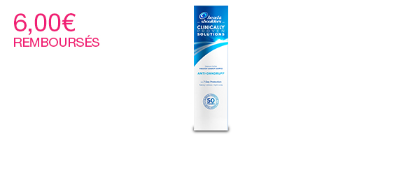 Clinically Proven Solutions 250ml