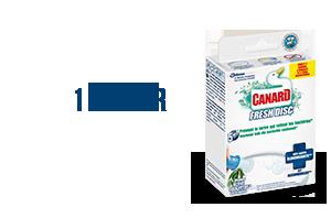 Boîtiers Canard® Fresh Disc®
