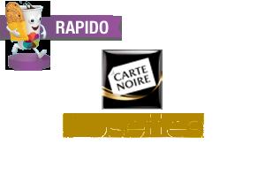 Dosettes Souples Carte Noire
