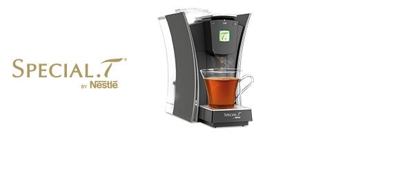Machine à thé MY.T par SPECIAL.T
