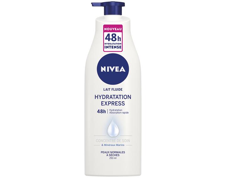 Lait Fluide Hydratation Express 48h