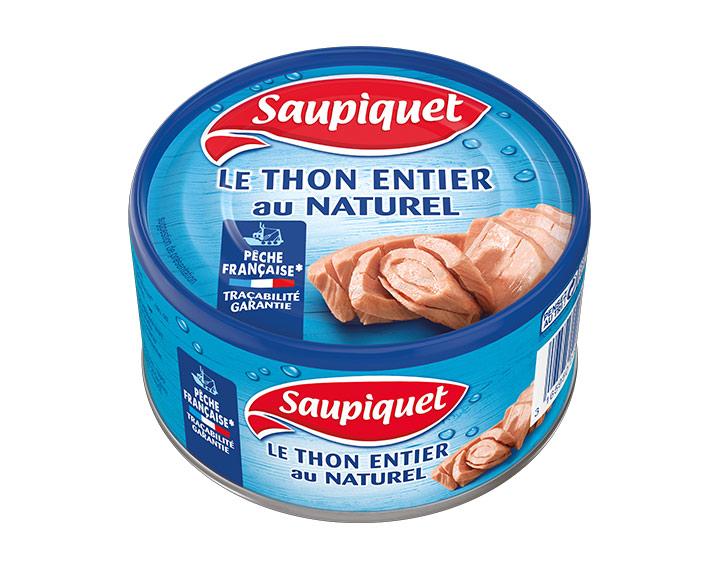 Thon au Naturel Pêche Française 200g