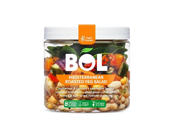 Mediterranean Roasted Veg Salad 270g