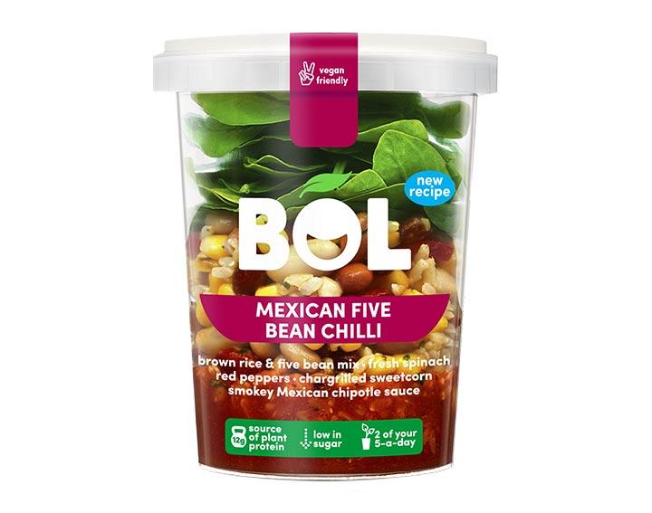 Mexican Five Bean Chilli 345g