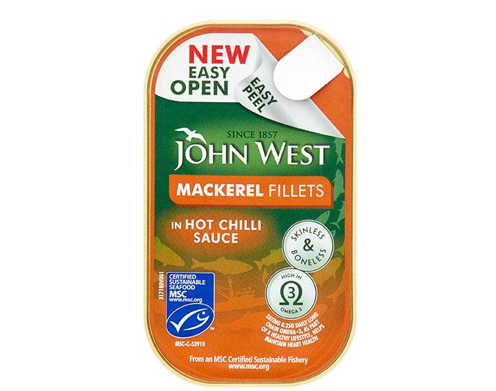 Hot Chilli Sauce 115g
