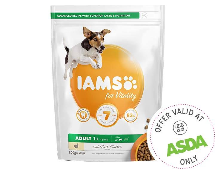 Shopmium Adult Dog Food With Fresh Chicken