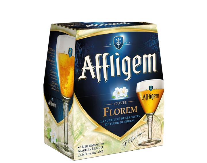 Affligem Cuvée Florem 6x25cl