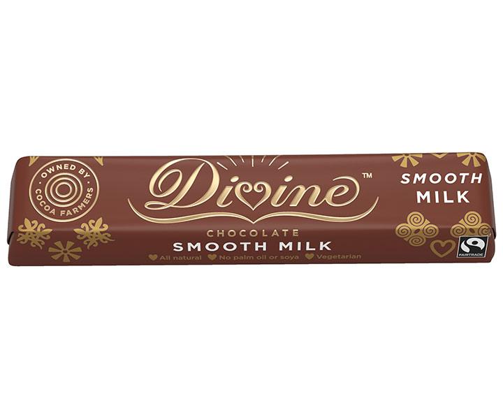 Smooth Milk 35g