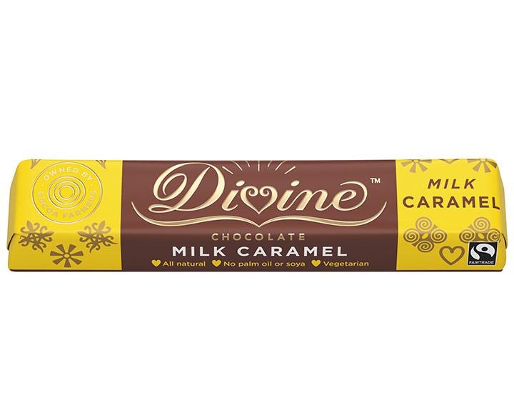 Milk Caramel 35g