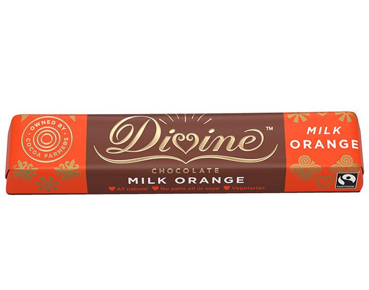 Milk Orange 35g