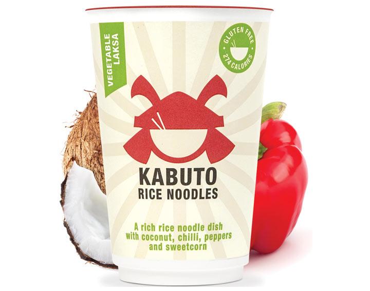 Vegetable Laksa 65g