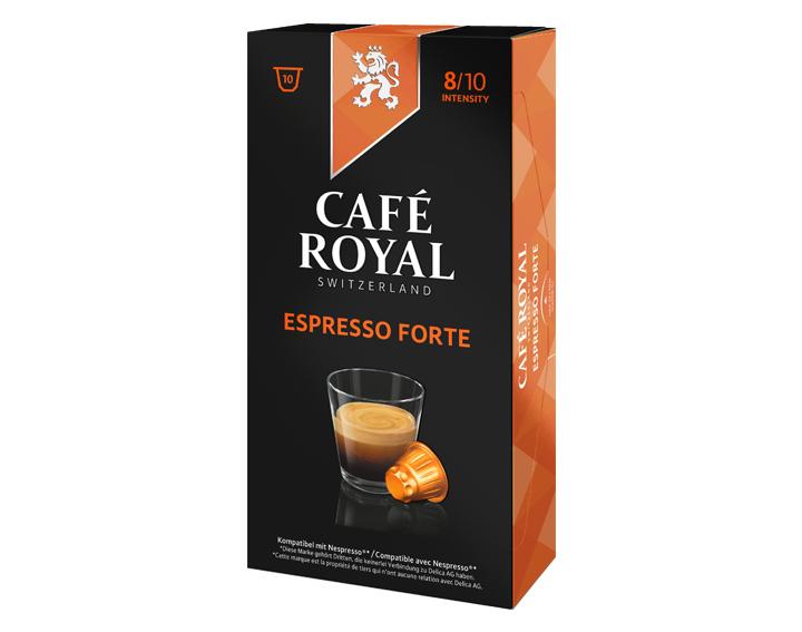Classique - Espresso Forte x10