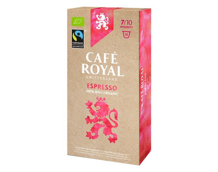 Bio - Espresso x10