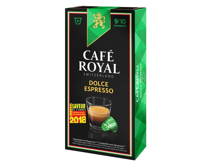Edition italienne - Dolce Espresso x10