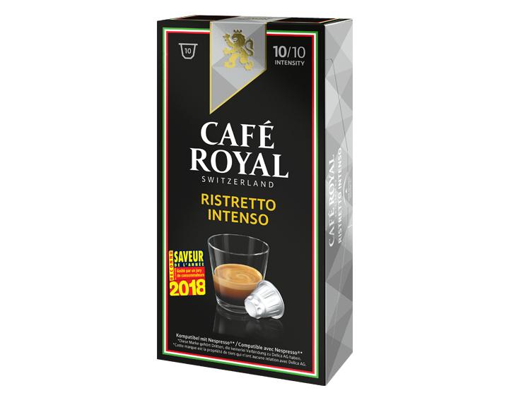 Edition italienne - Ristretto Intenso x10