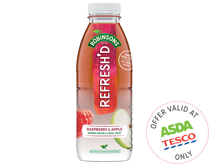 Raspberry & Apple 500ml