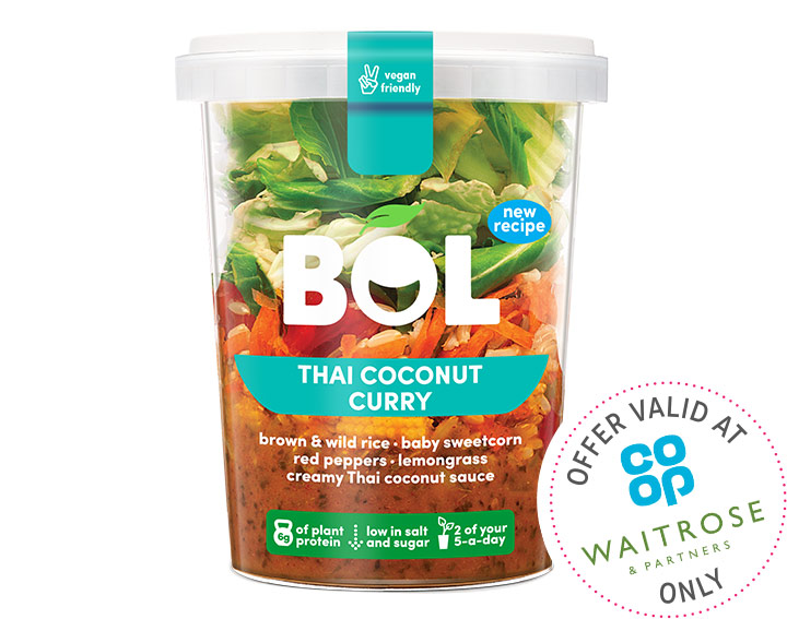 Thai Coconut Curry 345g