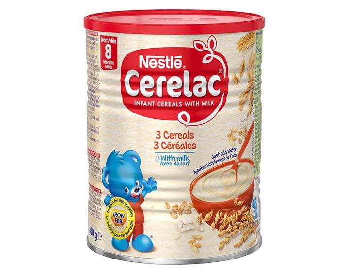3 Cereals 400g