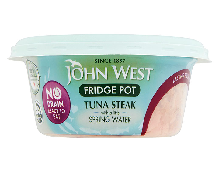 Tuna Steak with a Little Spring Water 110g