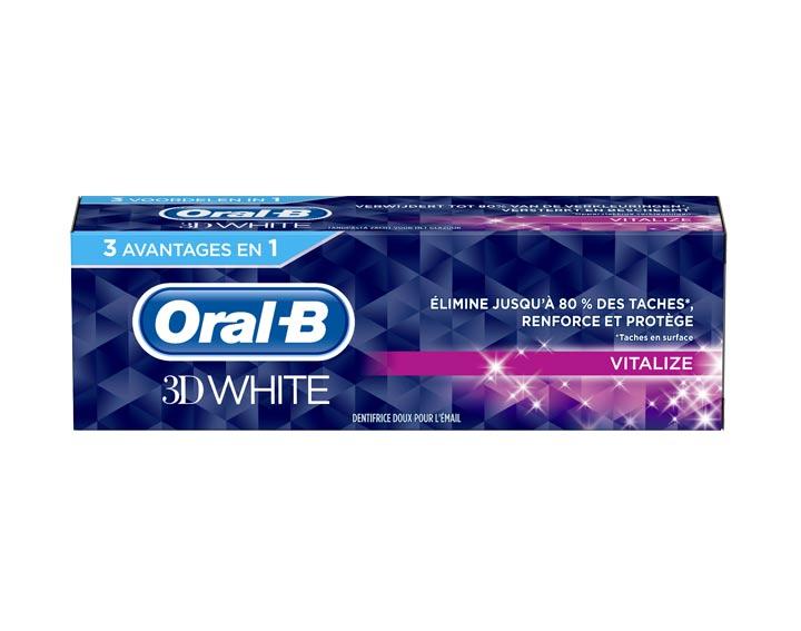 Oral-B 3D White Vitalize