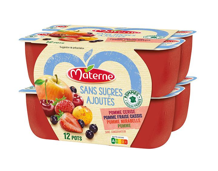 Multivariétés Fruits Rouges 12x100g