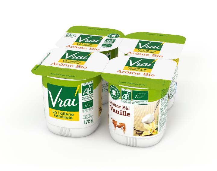 Arôme Bio Vanille 4x125g