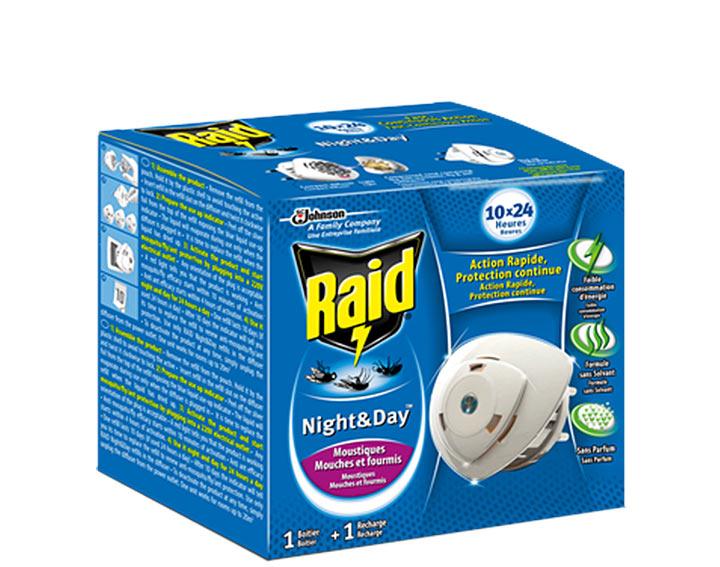 Raid® Diffuseur Night & Day™