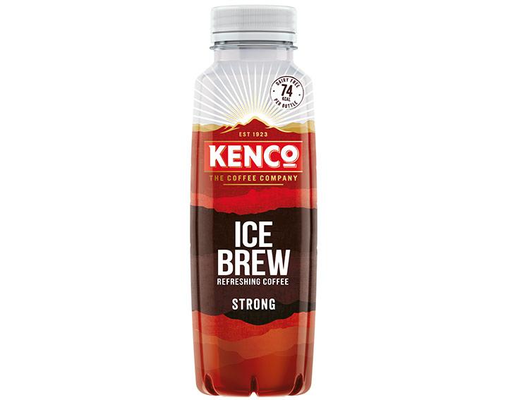 Shopmium Kenco Ice Brew Strong Coffee