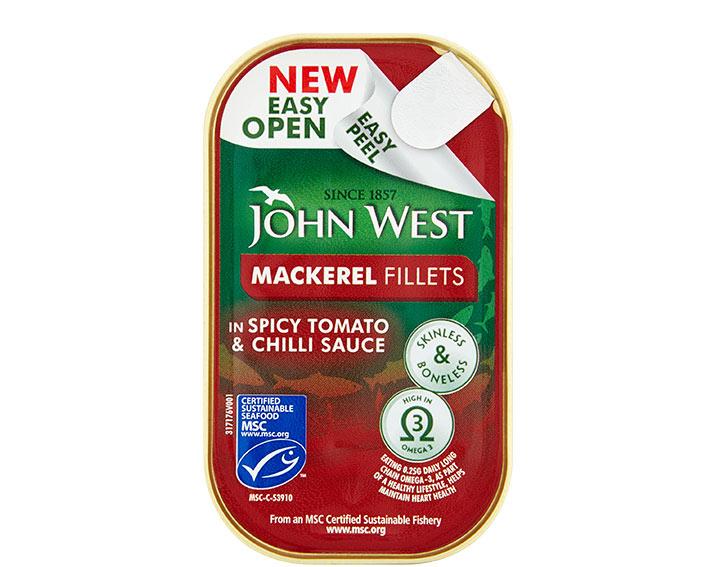 Spicy Tomato & Chilli Sauce 115g