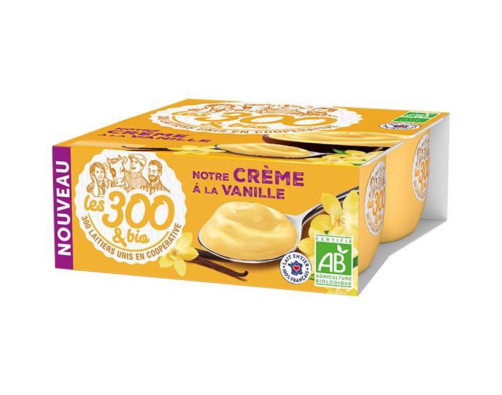 Crème dessert à la Vanille 4x95g