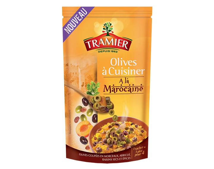 Olives à Cuisiner à la Marocaine 150g