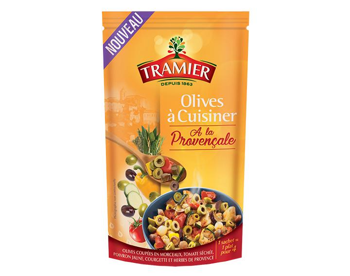Olives à Cuisiner à la Provençale 150g