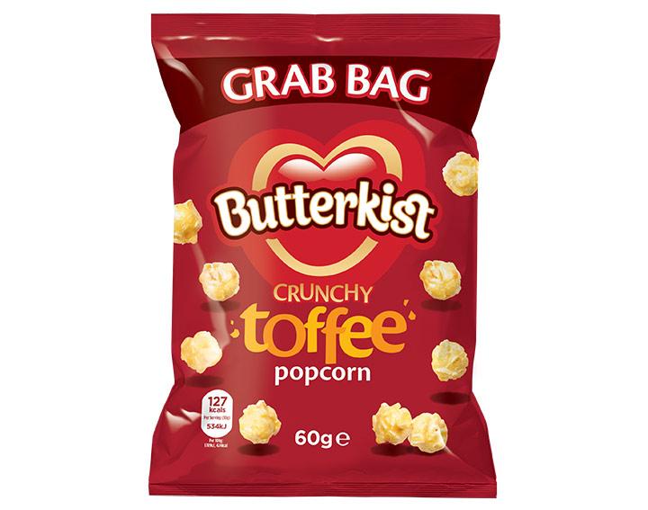Crunchy Toffee Grab 60g