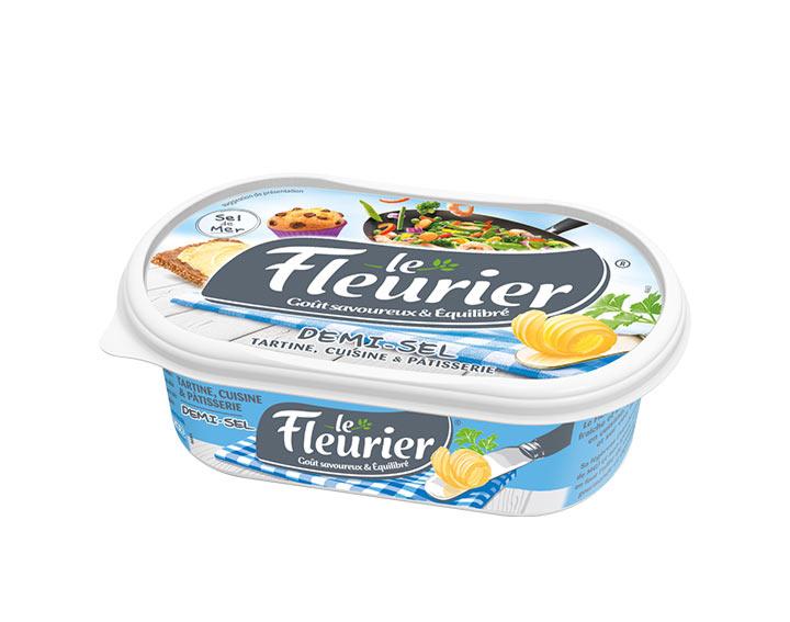 Le Fleurier® 250g demi-sel