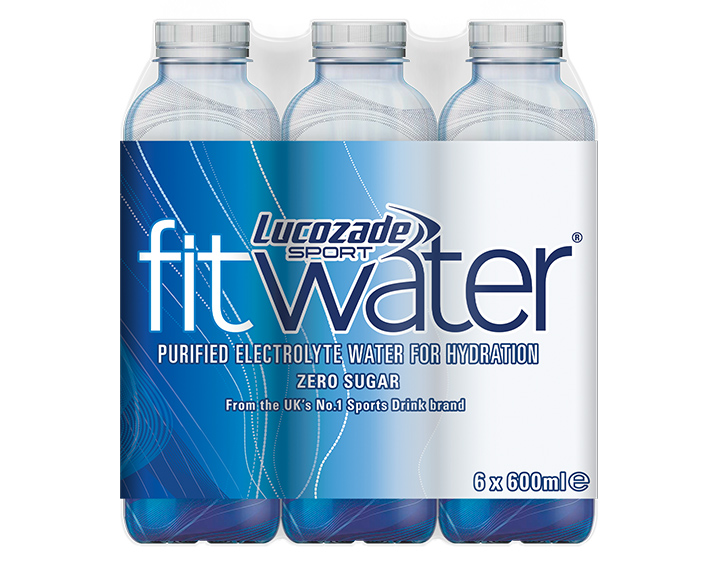 Fitwater 6x600ml