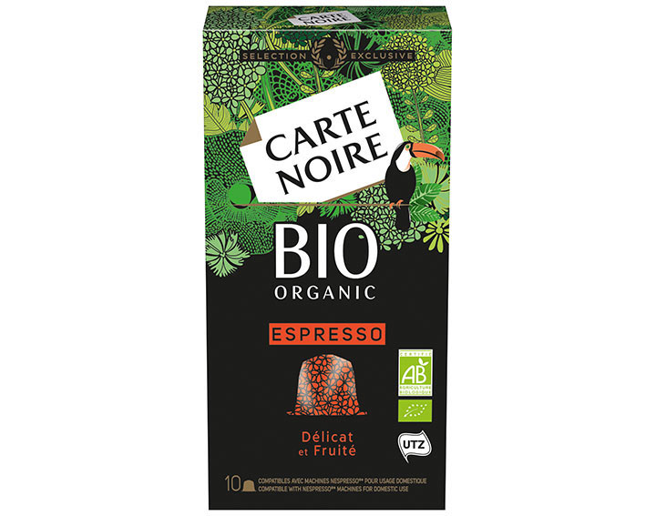 Intensité N°6 - Pur Arabica