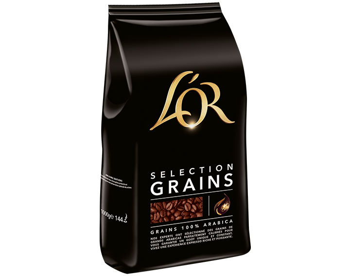 L'OR Sélection Grains 1kg