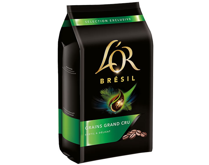 L'OR Brésil Grains 500g