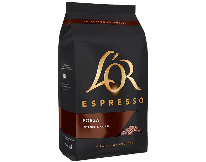 L'OR Espresso Forza Grains 500g