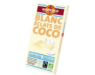 Blanc éclats de coco