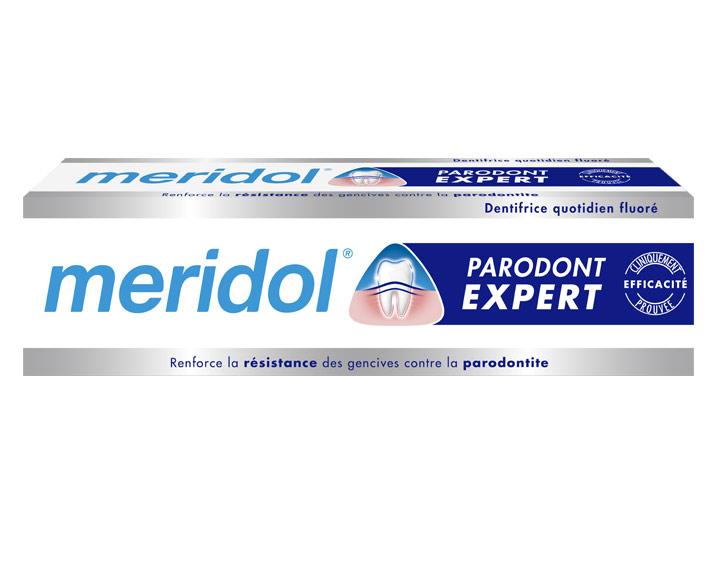 Dentifrice meridol® Parodont Expert