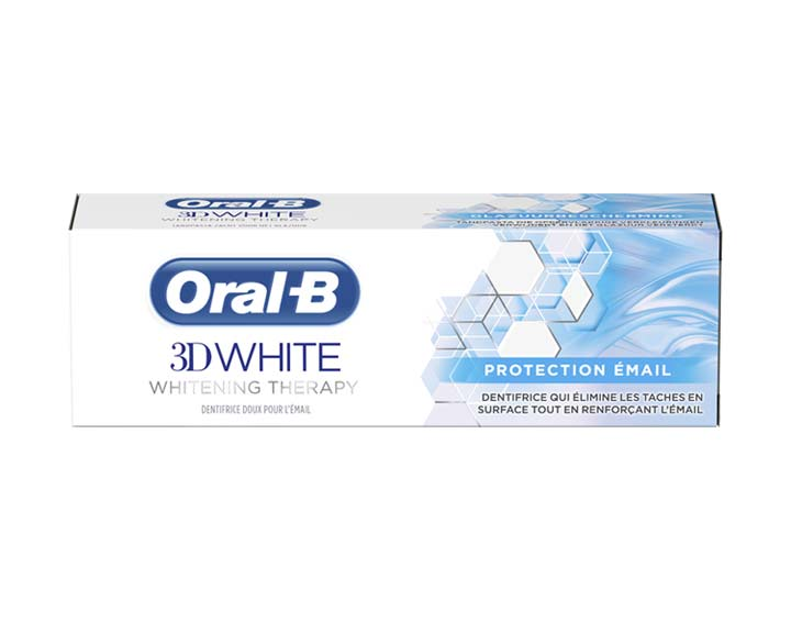 Oral-B 3D White Protection Email