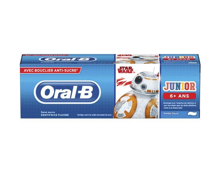 Oral-B Junior Starwars
