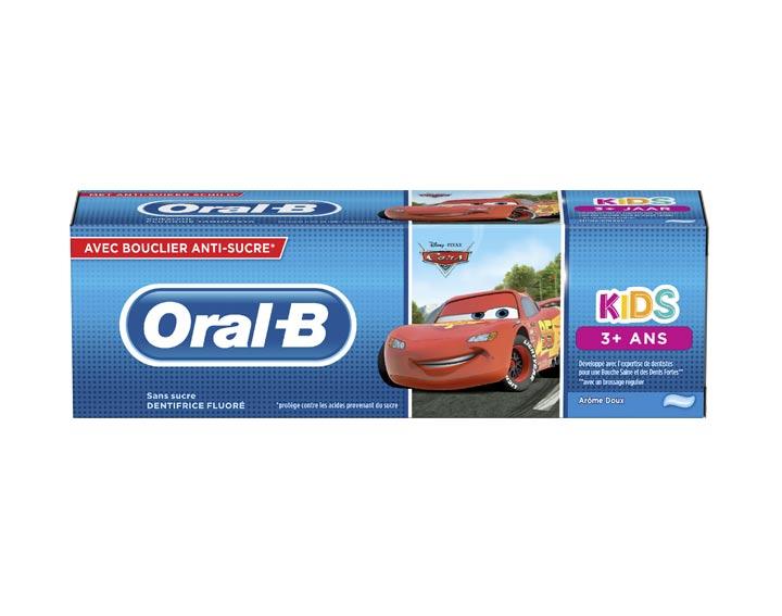 Oral-B Kids Cars