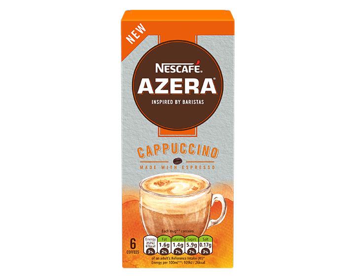 Cappuccino, 6 sachets