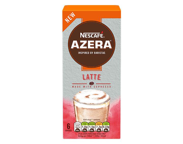 Latte, 6 sachets