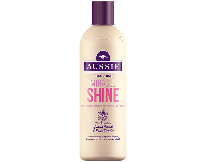Shampooing Miracle Shine