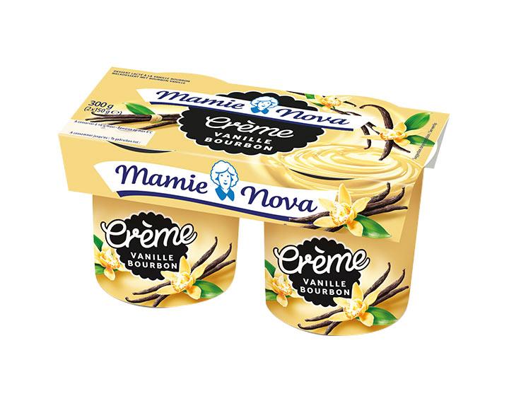 Crème - Vanille Bourbon