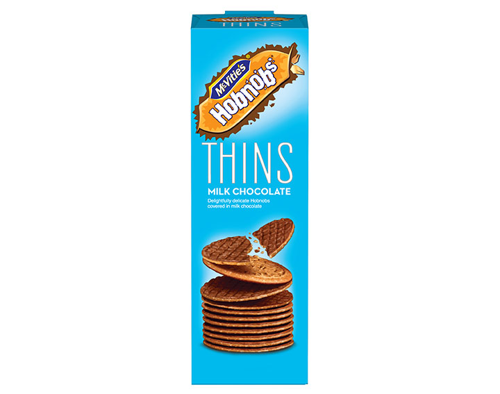 Milk Chocolate Hobnobs 170g