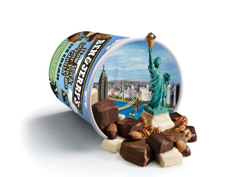 Ben & Jerry's New York Super Fudge Chunk 500ml